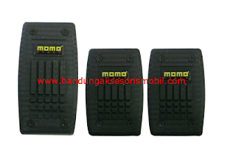 Pedal Gas Momo Manual 8802 Hitam