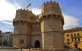 """TOWERS of Serrano"" (Valencia)"