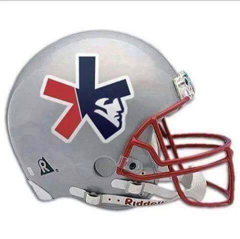 New England Deflatriots new helmet...
