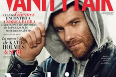 Xabi Alonso (Vanity Fair cover, Spanish Edition)
