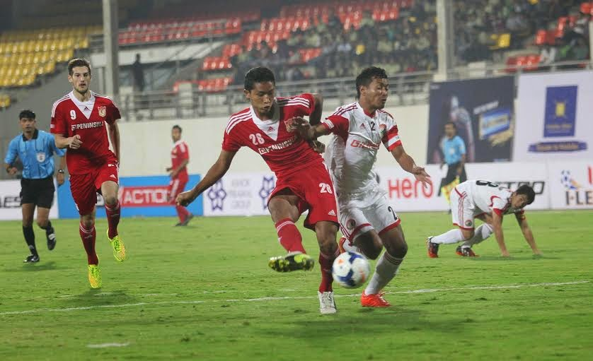 i-League 2015 Results