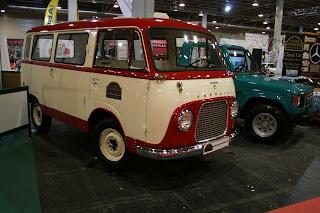01 Ford Taunus Transit FK1000
