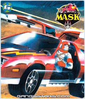1985 M.A.S.K. MASK Kenner toys Matt Tracker Split Seconds ケナー ザ・マスク
