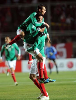 México a semifinales Mundial sub17