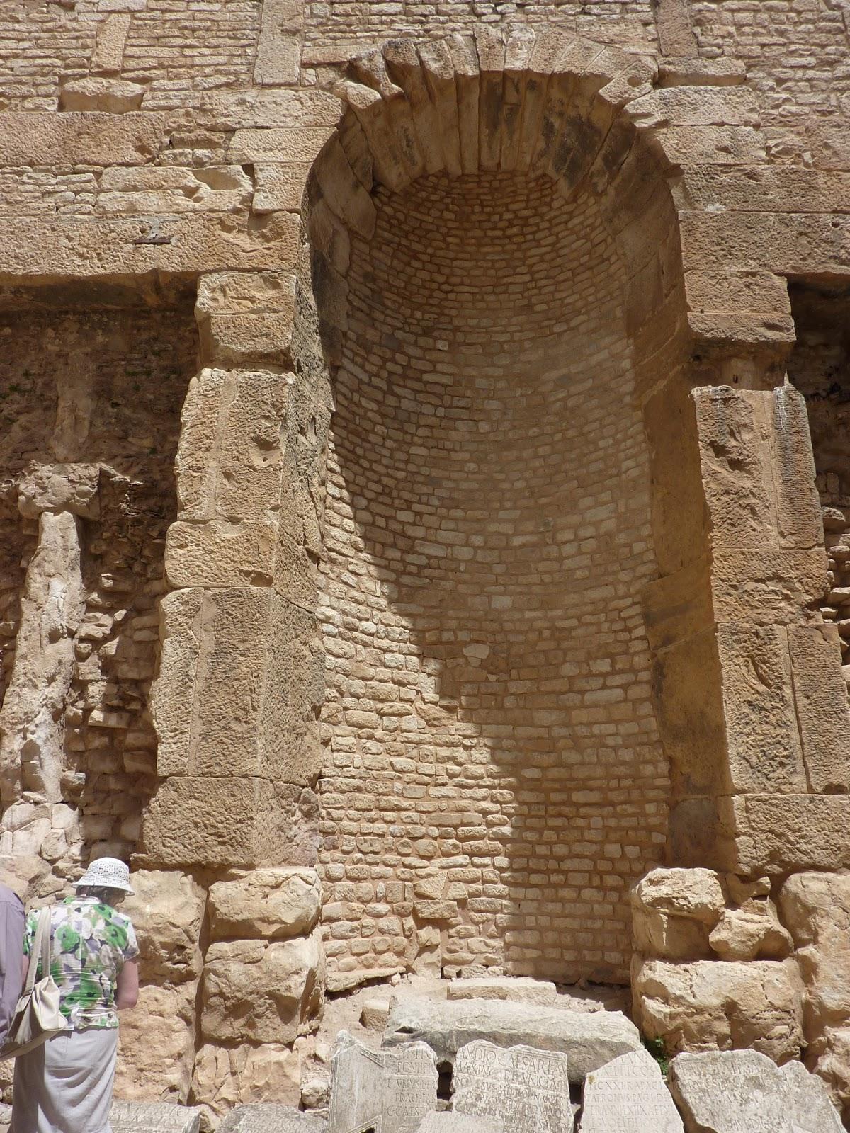 дугга тунис храм