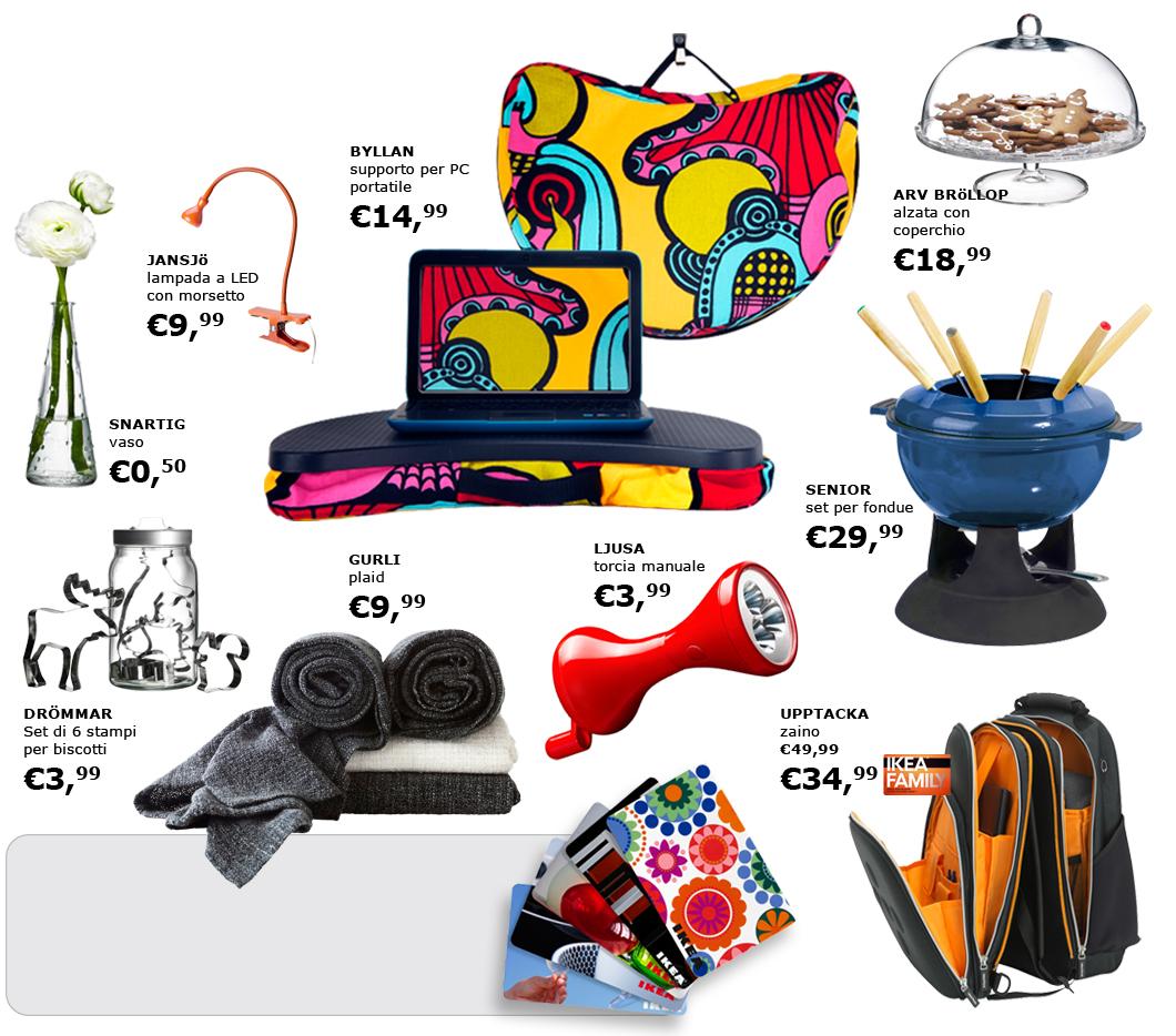 Ikea e momichan idee per regali natalizi for Idee per regali