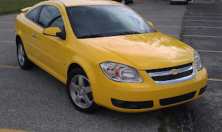 mark h eriks chevrolet 2009 chevy cobalt lt coupe rally yellow. Cars Review. Best American Auto & Cars Review