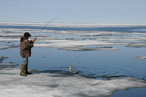 Nunavut Tourism - Fishing