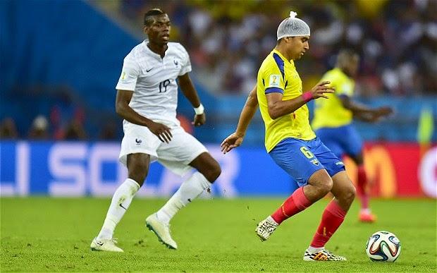 Hasil Imbang Prancis vs Ekuador 0-0
