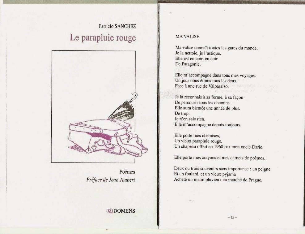 Le parapluie rouge, Patricio Sanchez, France, Mai 2011.-