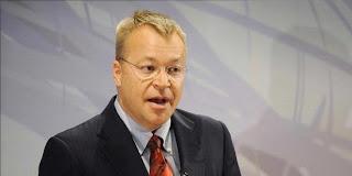 Presiden dan CEO Nokia Stephen Elop