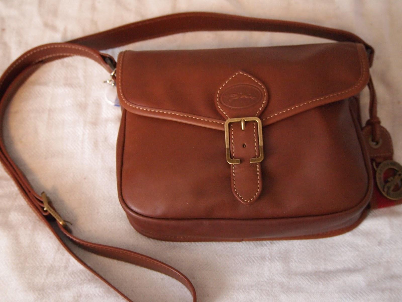 Nahkaiset Longchamp Laukut : Xl el?m?? longchamp au sultan messenger bag