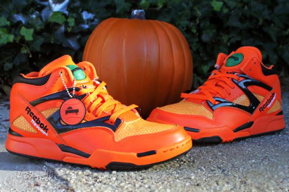 "Reebok Pump Omni Lite – ""Pumpkin"""