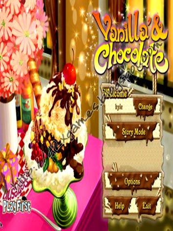 Free Download Games - Vanilla And Chocolate