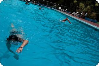 Swimming assessment
