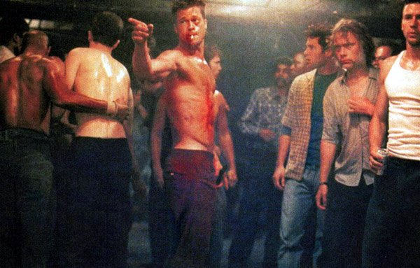 fight club critical essay Studying fight club is a response to a number of issues firstly, fight club critical and box office success of the social network (fincher, 2010) and.