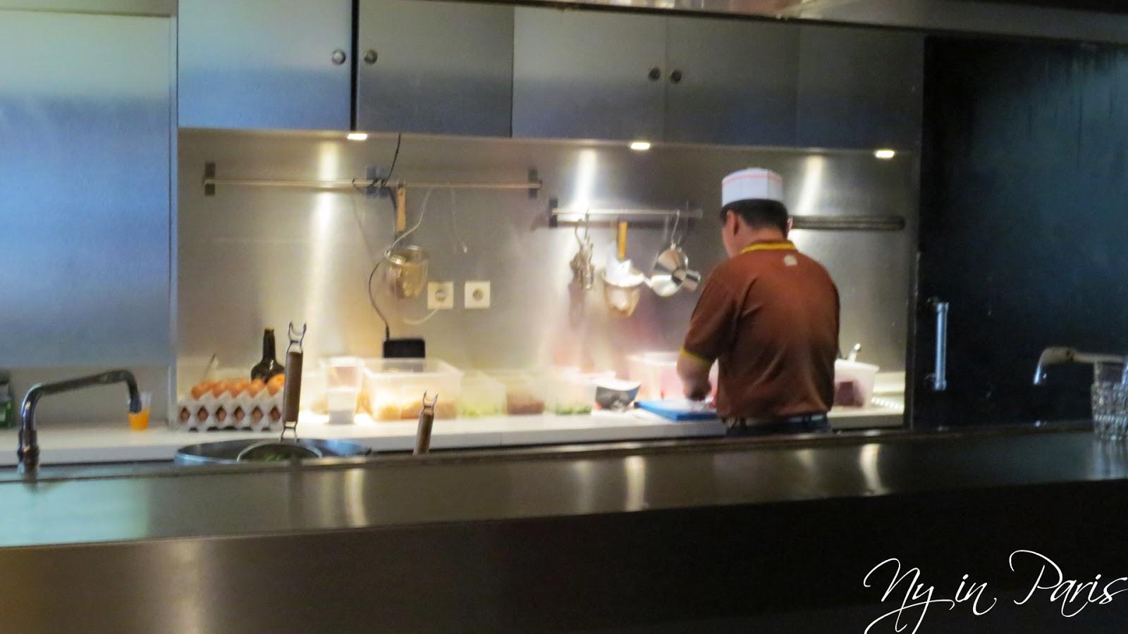 le test du ramen burger sign w for wok ny in paris. Black Bedroom Furniture Sets. Home Design Ideas