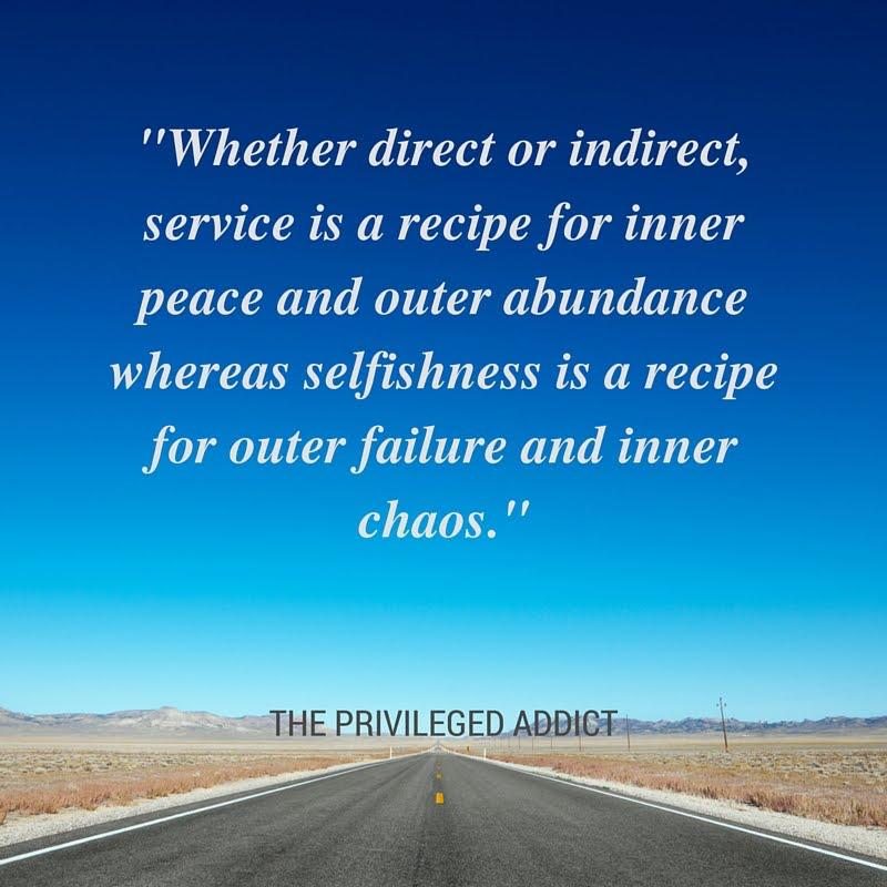 Inner Peace & Outer Abundance