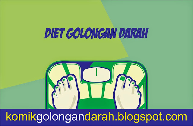 diet menurut golongan darah