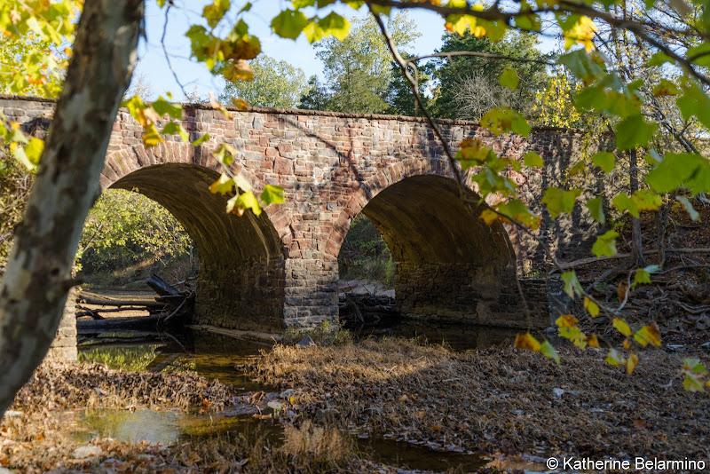 Stone Bridge Manassas National Battlefield Park Northern Virginia