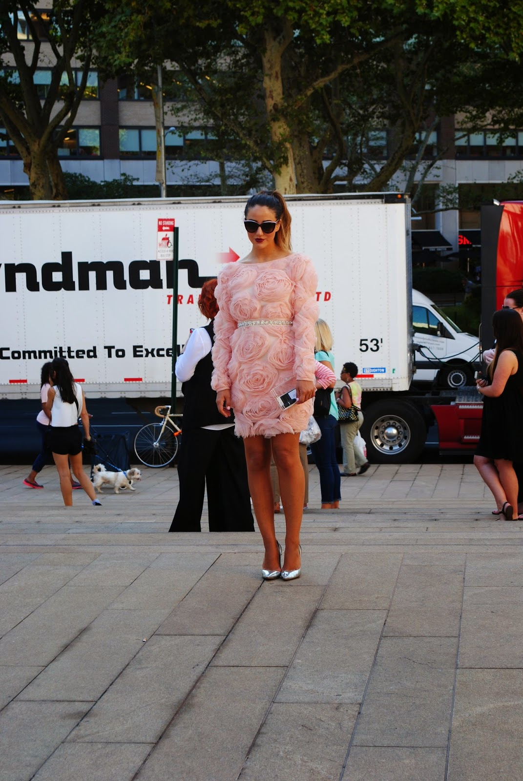 Edie's Closet - The Grand Opening of NYFW SS15 - Lincoln Center