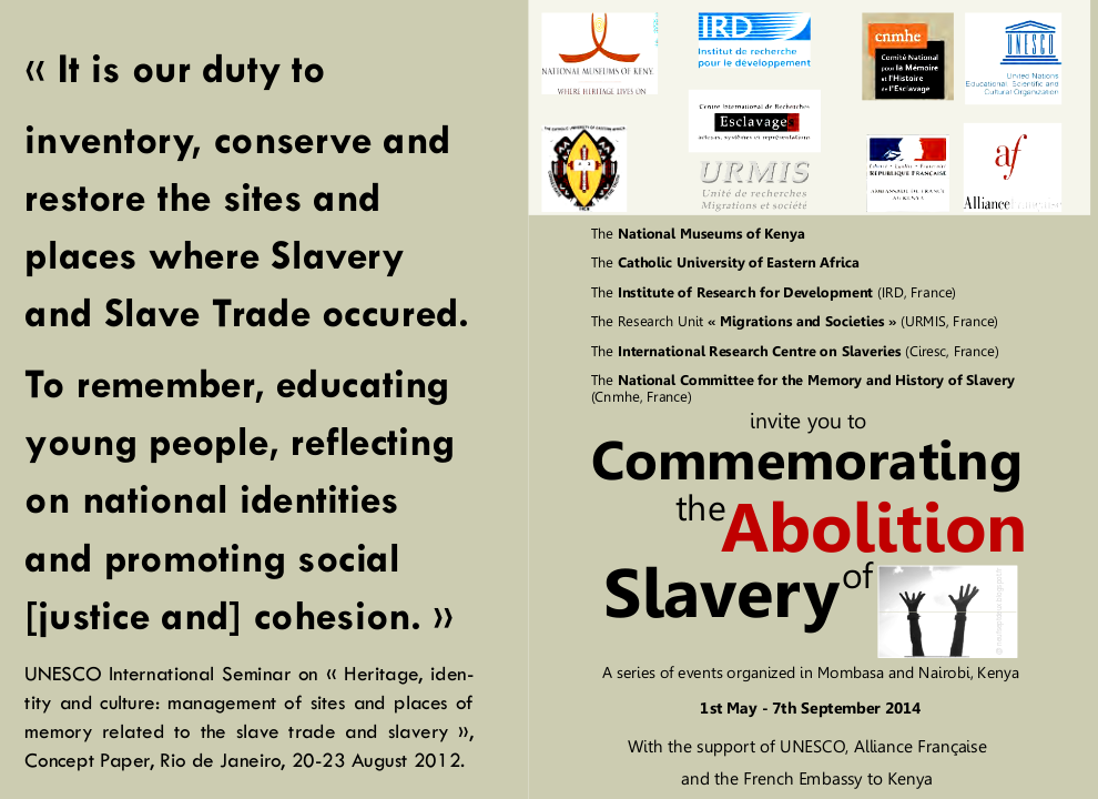 the abolition of slavery In 1833, after the greatest mass petitioning campaign in british history,  parliament abolished slavery itself in british dominions five years later, in 1838,  the.