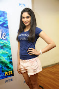 Adah Sharma photos at Peta event-thumbnail-3