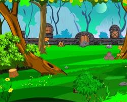 Juegos de Escape Green Garden Escape