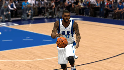 NBA 2K13 O.J. Mayo Cyberface Patch