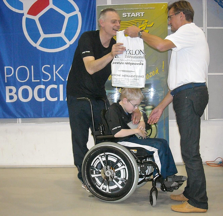 Polski Komitet Paraolimpijski, Boccia, sport, paraolimpiada, sport niepełnosprawnych, IKS Zieloni Zielona Góra, rehabilitacja, Dworcowa 31, hala bokserska, integracja, bez wykluczenia,