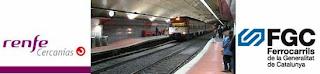 Treinen Barcelona