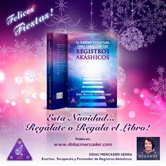 Libro: El Camino Espiritual para Canalizar los Registros Akáshicos