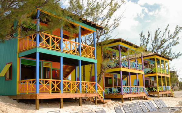 Beach Villa Rental Bahamas