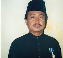 Guru Utama PSGFM Allahyarham Pendeta Tuan Haji Anuar Abd. Wahab AMN