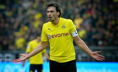 Arsenal open door for Manchester United for Mats Hummels