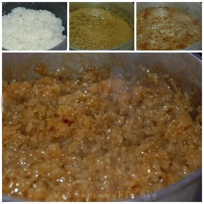 Cách nấu chè con Ong ngon đơn giản 1