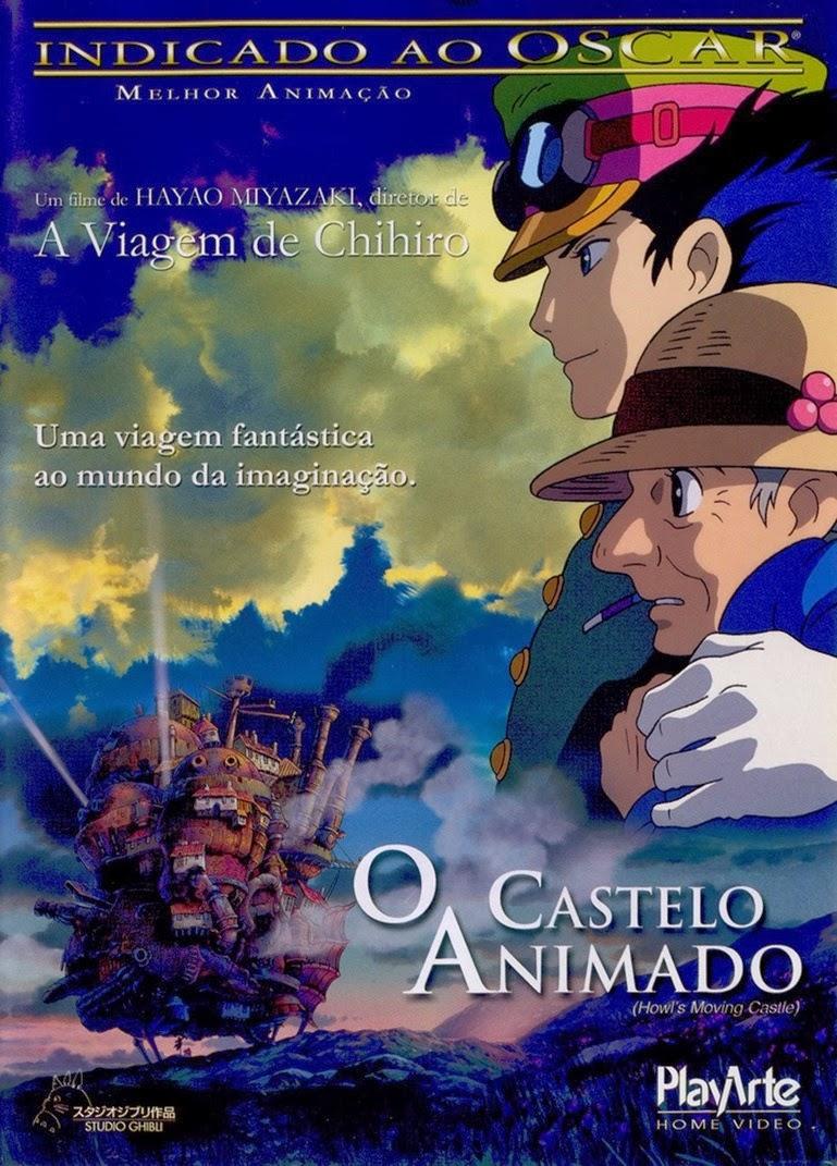 O Castelo Animado – Dublado (2004)