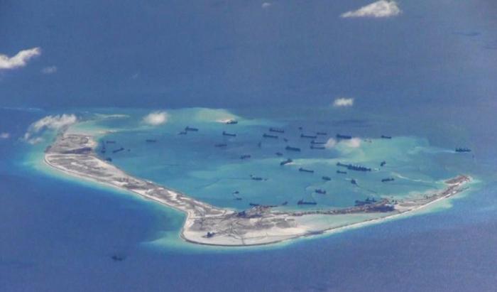 Pulau Laut china selatan