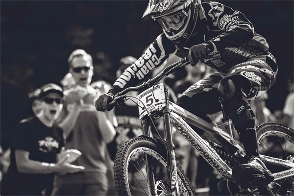 2014 Mont-Sainte Anne UCI World Cup Downhill: Highlights Sam Hill