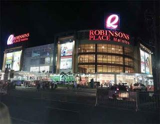 Kobi Robinsons Place Malolos Bulacan incident