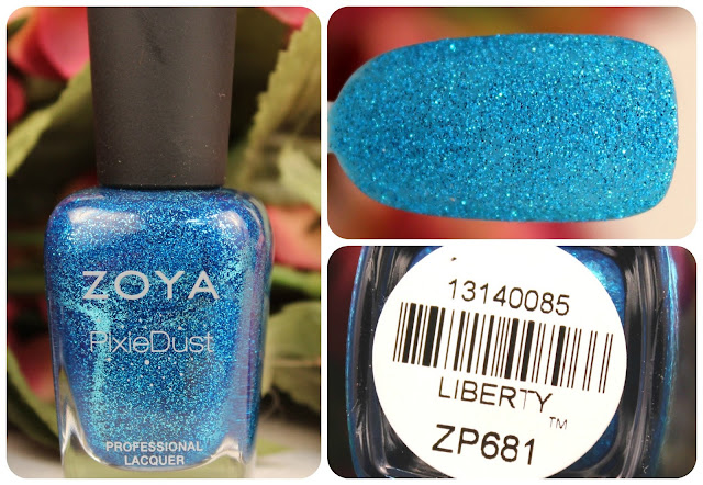 Zoya Liberty Pixie Dust Nail Polish