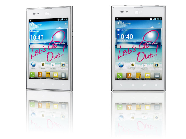 LG OPTIMUS VU New Android Smartphone Mobile Phone Photos, Features Images and Pictures 14