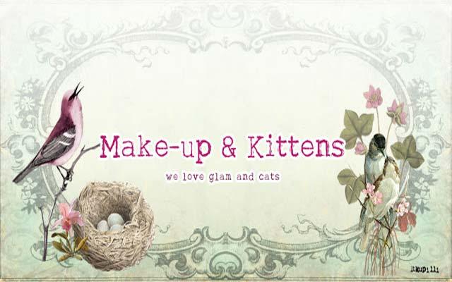 il trovablog presenta il blog: make up & kittens