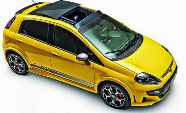 Imagens de Novo Carro Fiat Punto 2015