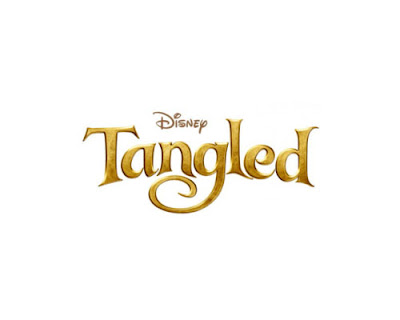 Disney Pixar Tangled Logo