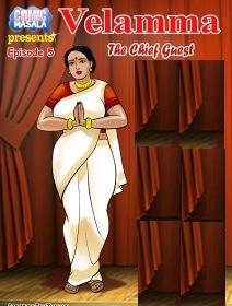 Velamma Episode 5- The Chief Guest FREE DOWNLOAD | U cn also chk us ...