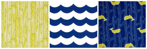 Riley Blake - Maritime Modern Fabric Collection