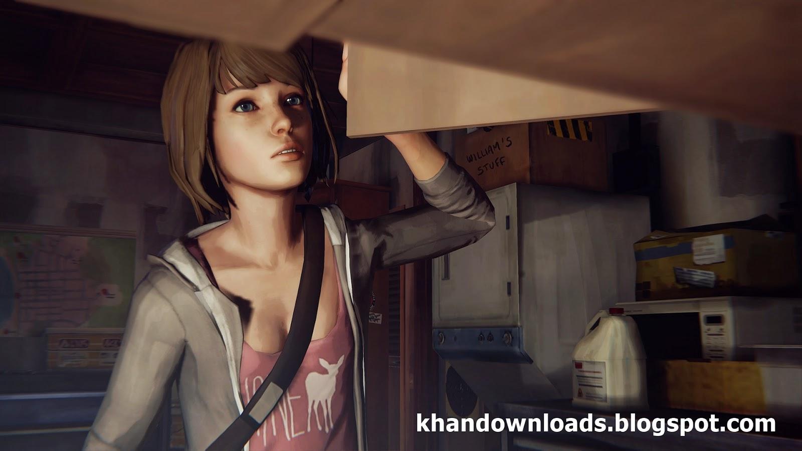 Life Is Strange Episode 1 PC Game Free Download