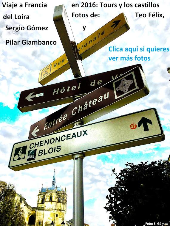 Viaje a Francia en 2016