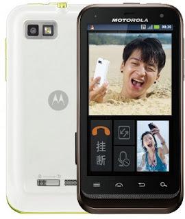Motorola DEFY XT535 Ponsel Android Murah Tahan Air